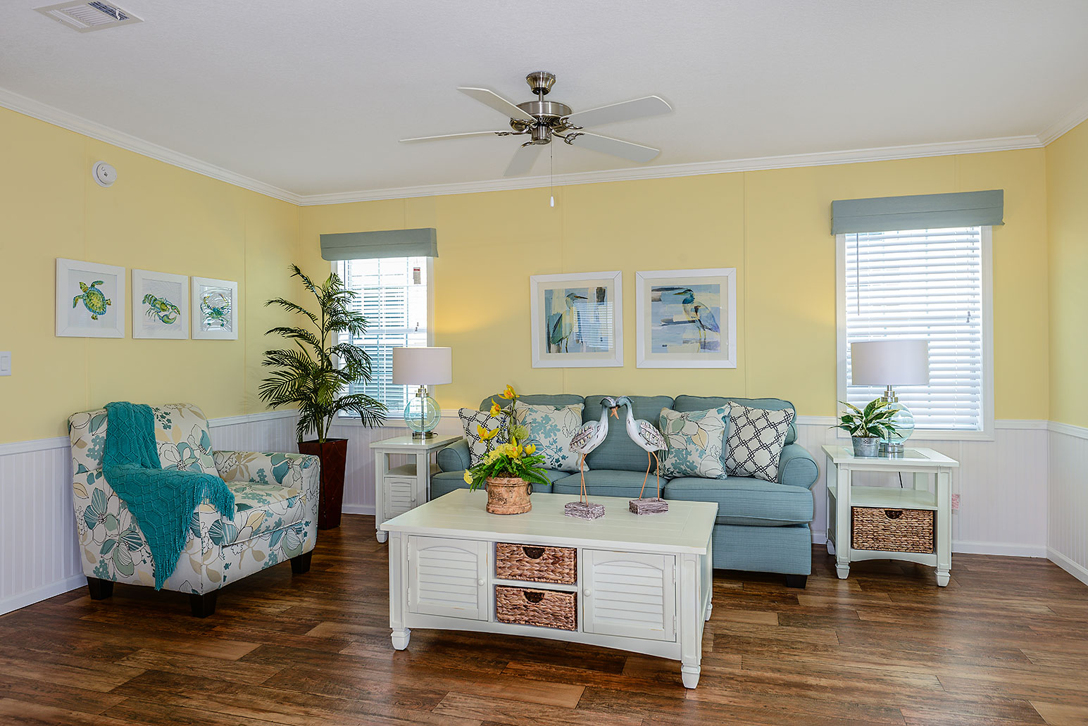 Jacobsne Mobile Home Floorplan