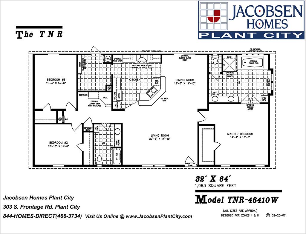 jacobsen mobile homes