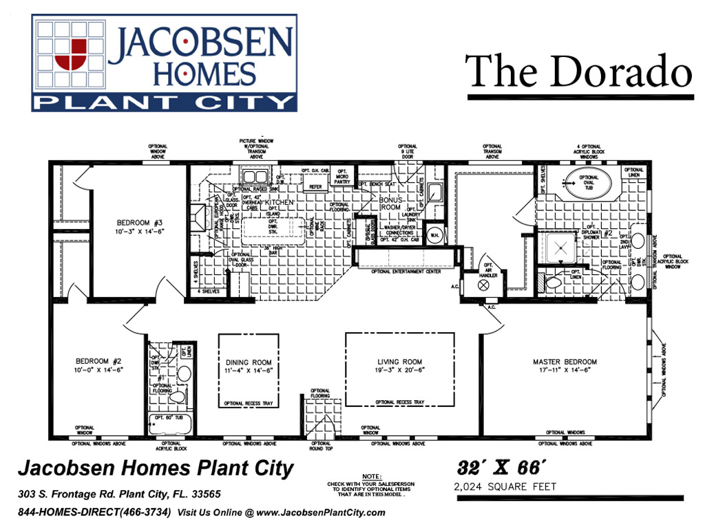 jacobsen mobile homes