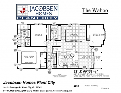 Jacobsen Homes Plant City Wahoo 2019