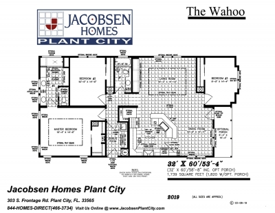 Jacobsen Homes Wahoo Model