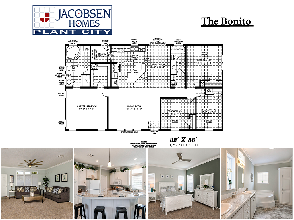 4 Bedrooms Jacobsen Mobile Homes Plant City